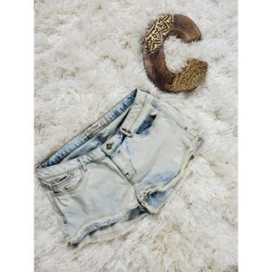 Zara | Core Denim Shorts